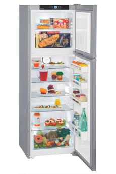 Refrigerateur congelateur en haut Liebherr CTSL3306
