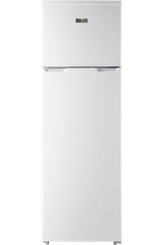 Refrigerateur congelateur en haut DD 270 W Proline