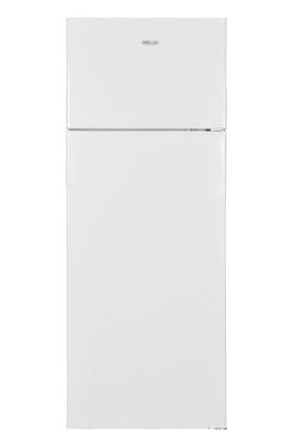 Refrigerateur congelateur en haut Proline DD 415 WH