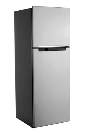 refrigerateur congelateur en haut samsung rt32faradsa silver darty. Black Bedroom Furniture Sets. Home Design Ideas