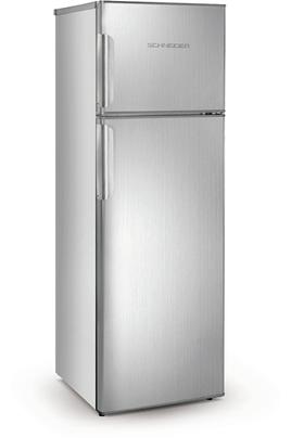 Refrigerateur congelateur en haut Schneider SDD260IX