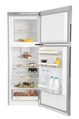 refrigerateur congelateur en haut siemens kd29vvl30 inox kd29vvl30 3514366. Black Bedroom Furniture Sets. Home Design Ideas
