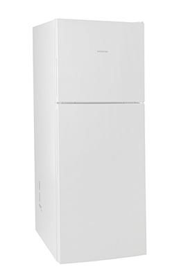 Volume 264 L - Dimensions HxLxP : 161x60x65 cm - A++ Réfrigérateur à froid brassé 194 L Congélateur à froid statique LowFrost 70 L Basse consommation - Dégivrage facile du congélateur