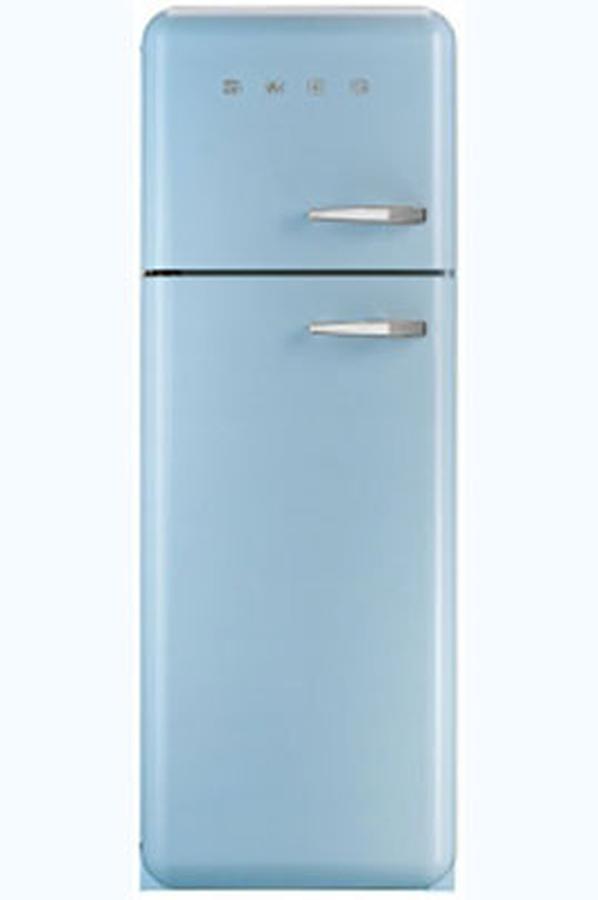 refrigerateur congelateur en haut smeg fab30laz1 3757579 darty. Black Bedroom Furniture Sets. Home Design Ideas