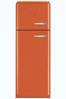 Refrigerateur congelateur en haut FAB30LO1 Smeg