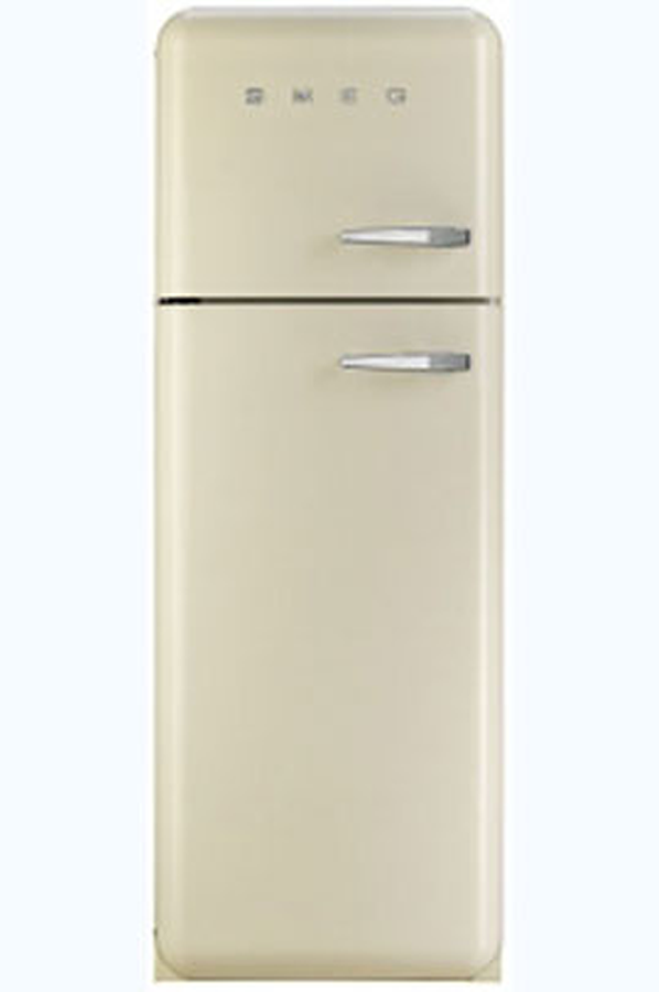 refrigerateur congelateur en haut smeg fab30lp1 3757544 darty. Black Bedroom Furniture Sets. Home Design Ideas