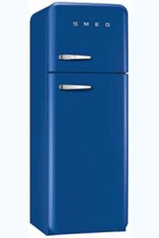 Refrigerateur congelateur en haut FAB30RBL1 Smeg