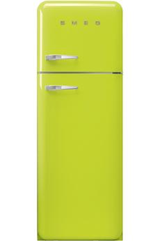 Refrigerateur congelateur en haut Smeg FAB30RLI3 Darty