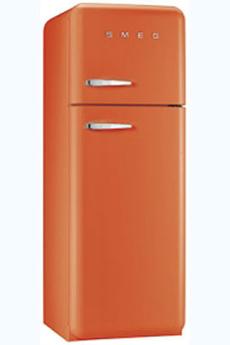Refrigerateur congelateur en haut FAB30RO1 Smeg