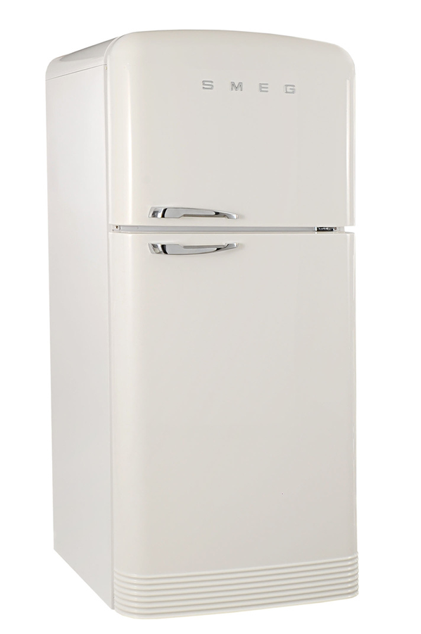 Refrigerateur congelateur en haut smeg fab50b 3598845 darty - Refrigerateur congelateur en haut ...