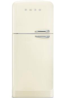 Refrigerateur congelateur en haut Smeg FAB50LCR Darty