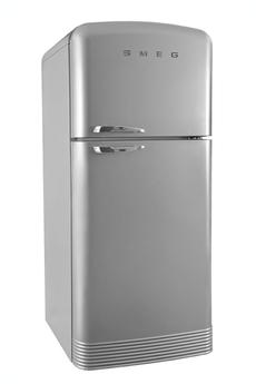Refrigerateur congelateur en haut FAB50X SILVER Smeg