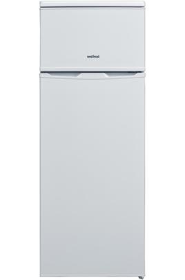 Volume 227 L - Dimensions HxLxP : 144x54x59.5 cm - A+ Réfrigérateur à froid statique 187 L Congélateur à froid statique 40 L Faible encombrement