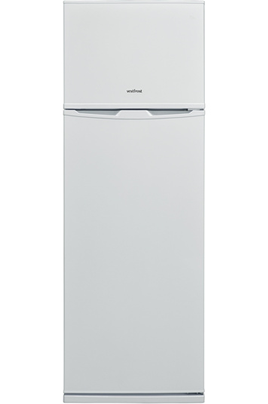 Volume 305 L - Dimensions HxLxP : 170x59.5x59.8 cm - A+ Réfrigérateur à froid statique 242 L Congélateur à froid statique 63 L