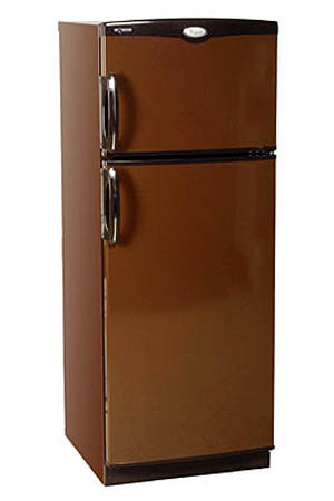 refrigerateur congelateur en haut whirlpool arc 2990 br marron arc2990 br darty. Black Bedroom Furniture Sets. Home Design Ideas