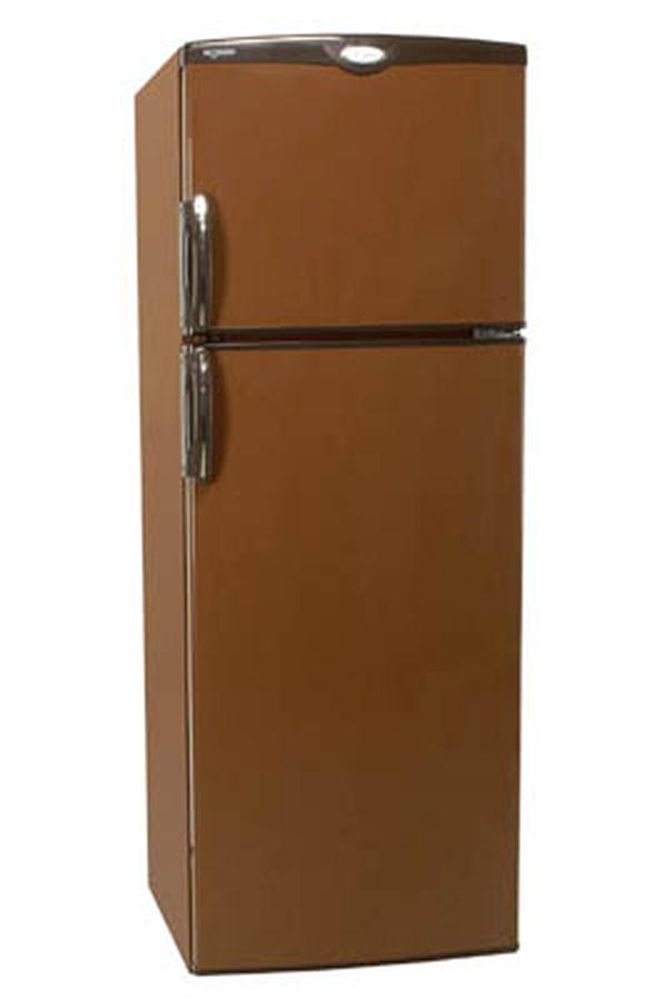 refrigerateur congelateur en haut whirlpool arc 3590 br marron 1817531 darty. Black Bedroom Furniture Sets. Home Design Ideas
