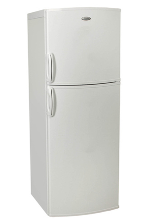 refrigerateur congelateur en haut whirlpool arc 4000 blanc arc4000blanc darty. Black Bedroom Furniture Sets. Home Design Ideas
