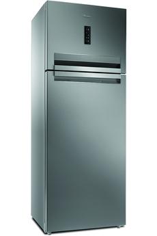 Refrigerateur congelateur en haut TTNF8211OX Whirlpool