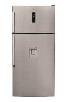 Refrigerateur congelateur en haut Whirlpool W84TE72XAQUA2