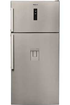 Refrigerateur congelateur en haut Whirlpool W84TE72XAQUA
