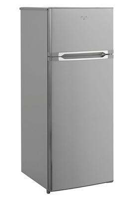 avis clients pour le produit refrigerateur congelateur en haut whirlpool wte 2215x inox. Black Bedroom Furniture Sets. Home Design Ideas