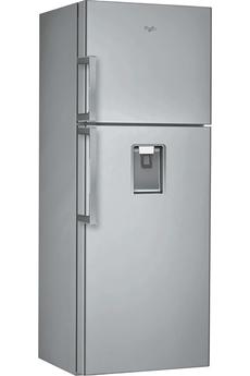 Refrigerateur congelateur en haut WTV4524NFCTSAQUA Whirlpool