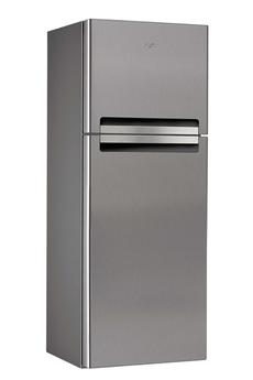 Refrigerateur congelateur en haut WTV4536NFCIX INOX Whirlpool
