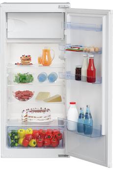 Réfrigérateur 1 porte Beko BSSA300M3SN