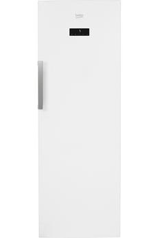 Refrigerateur armoire RSNE415E33W Beko