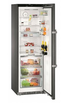 Volume 367 litres - Dimensions : 185 x 60 x 66.5 cm - A+++ Réfrigérateur à froid brassé Tout utile (sans compartiment congélateur) Ecran tactile