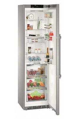 Volume 367 litres - Dimensions : 185 x 60 x 66.5 - A+++ Réfrigérateur à froid brassé Tout utile (sans congélateur) Technologie BioFresh
