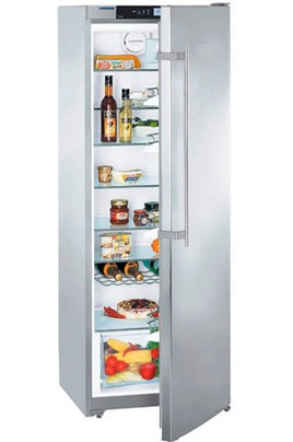 Refrigerateur armoire liebherr kes 3670 22 argent - Desodorisant pour armoire ...