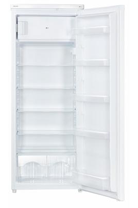 Volume 225 L - Dimensions : 142x 54.6x56.7 cm - A+ Réfrigérateur à froid statique 210 L Congélateur à froid statique 15 L Faible encombrement