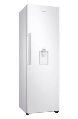 Volume 375 L - Dimensions HxLxP : 185.3 x 59.5 x 69.4 - A+ Réfrigérateur à froid ventilé Tout utile (sans compartiment congélateur) Contrôle à distance