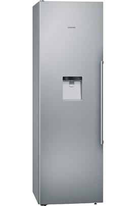 Volume 346 L - Dimensions HxLxP : 187x60x65 cm - A++ Super réfrigération avec arrêt automatique Distributeur en façade - Eclairage LED Compartiment Hyper-Fresh