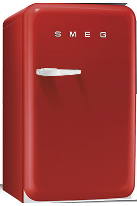Refrigerateur bar Smeg FAB10HRR