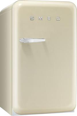 """Volume 114 L - Dimensions HxLxP : 96x54.3x68 cm - A+ Réfrigérateur à froid statique 101 L Congélateur à froid statique 13 L Design rétro """"Années 50"""" - Charnières à droite"""