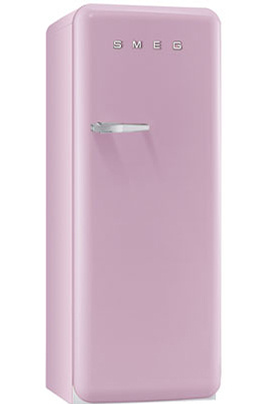 Refrigerateur armoire Smeg FAB28 RRO-1 ROSE