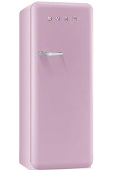 Refrigerateur armoire FAB28 RRO-1 ROSE Smeg