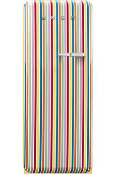Refrigerateur armoire FAB28LCS1 Smeg