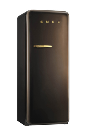 refrigerateur armoire smeg fab28rcg1 darty. Black Bedroom Furniture Sets. Home Design Ideas