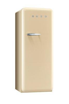 Volume 248 L - Dimensions HxLxP : 151x60x72 cm - A++ Réfrigérateur à froid brassé 222 L Compartiment congélateur 26 L Design rétro années 50 - Charnières à droite