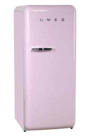 refrigerateur armoire smeg fab 28r04 rose fab28r04 darty. Black Bedroom Furniture Sets. Home Design Ideas