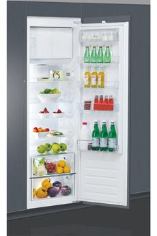 Réfrigérateur 1 porte Whirlpool ARG187401 178CM