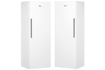 Refrigerateur armoire WME36252W+WVE2650NFW Whirlpool