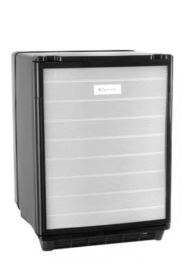 Volume 37 L - Dimensions HxLxP : 58x42,2x45 cm - C Réfrigérateur à froid statique 35 L Tout utile (sans congélateur) Silencieux (pas de moteur, froid par absorption)