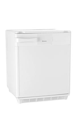 Volume 53 L - Dimensions HxLxP : 59,2x48,6x49,4 cm - C Réfrigérateur à froid statique 53 L Tout utile (sans congélateur) Silencieux (pas de moteur, froid par absorption)