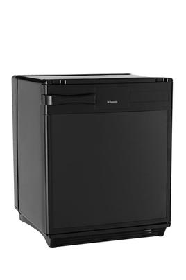 """Totalement silencieux ! ni moteur, ni compresseur ! Produit dit """"tout utile"""" : sans freezer, il offre une capacité supérieure en réfrigération pour un rangement optimal des aliments frais. Ce mini-réfrigérateur dispose d'un contrôle électronique"""