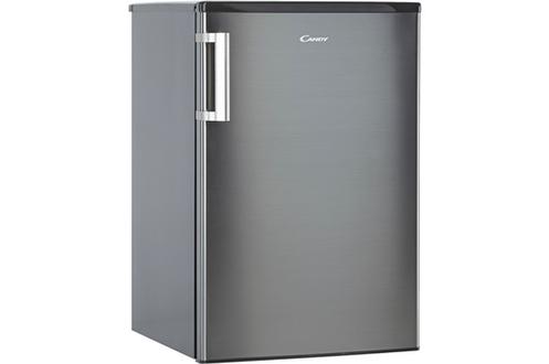 Volume 109 L - Dimensions HxLxP : 85x55x58 cm - A+ Réfrigérateur à froid statique 95 L Congélateur à froid statique 14 L Eclairage LED - Joint amovible