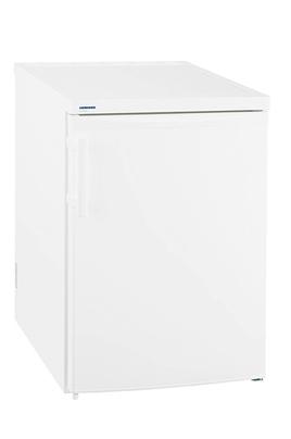 Volume 122 L - Dimensions HxLxP : 85x55,4x62,3 cm - A++ Réfrigérateur à froid statique 108 L Compartiment congélateur 14 L Basse consommation